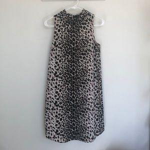 Animal print TopShop Dress